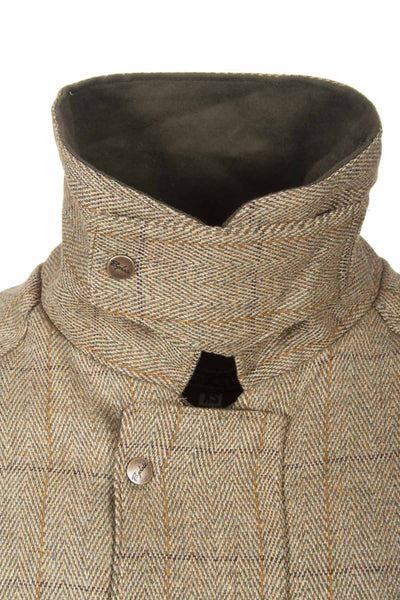 Light Check - Rydale Padded Tweed Shooting Jacket