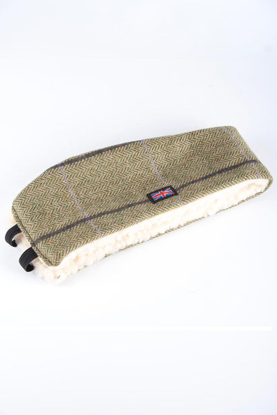 Lucinda - Sherpa Linda Tweed Headband
