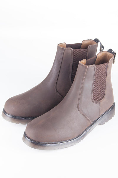 Brown - Rydale Men's Malton Market Boots