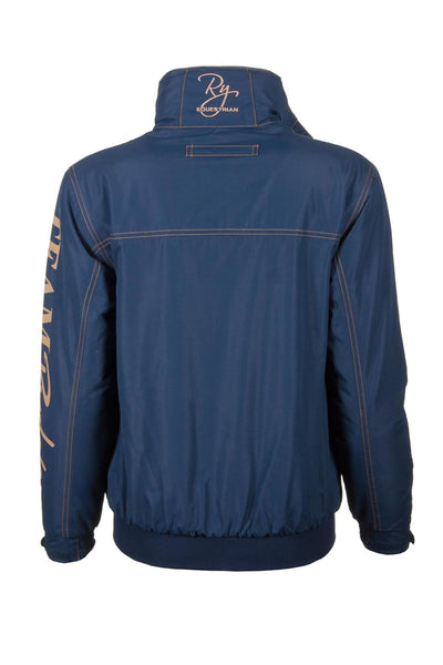 Navy - Rydale Ladies Ripon Team Rydale Jacket Team Rydale Sleeve