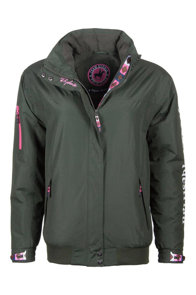 Olive - Rydale Ripon Polo Jackets for Women