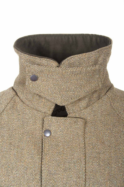 Plain - Rydale Padded Tweed Shooting Jacket