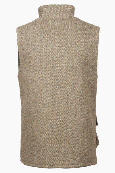 Plain - Rydale Juniors Boys Derby Tweed Waistcoat