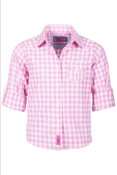 Ruby Check - Rydale Juniors' Girls' Country Check Shirts