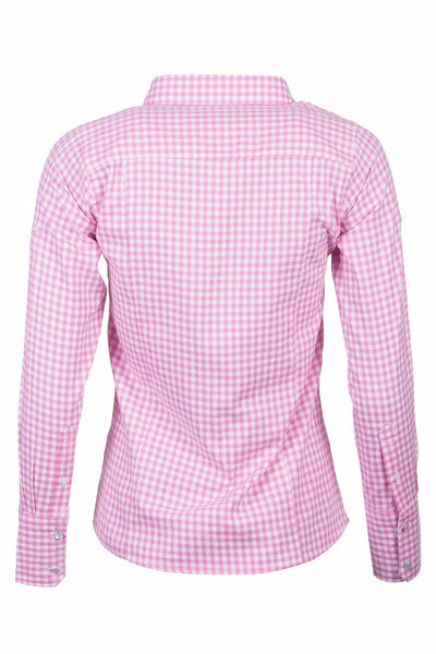 Ruby Check - Ladies Hannah Shirt