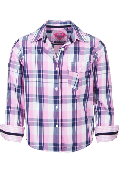 Sally Check - Rydale Juniors' Girls' Country Classic Shirts