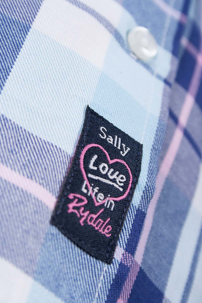 Sally Blue - Ladies Hannah Shirt
