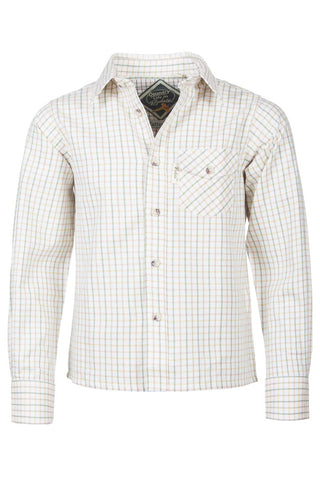 Boys Country Check Shirts