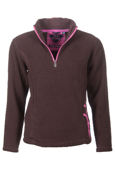 Totem - Rydale Ladies Half Zip Fun Fleece
