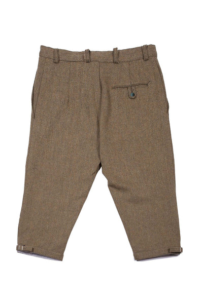 Plain - Tweed Breeks