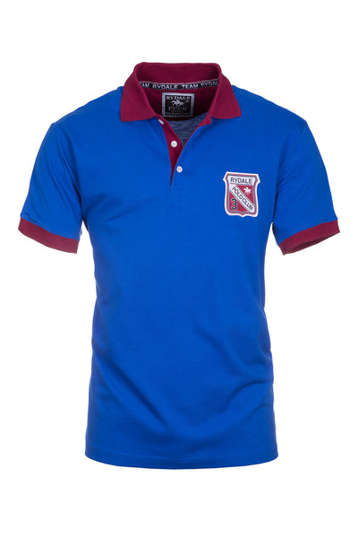 Admiral Blue - Mens Adam Polo Shirt