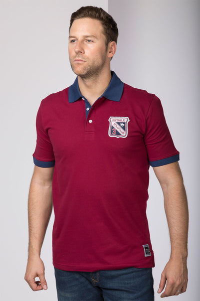 Sangria - Mens Adam Polo Shirt