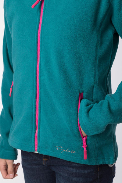 Emerald - Agnes II Full Zip Fleece