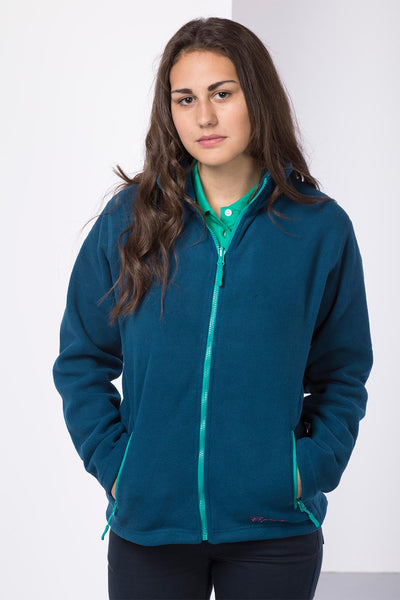 Petrol - Ladies Agnes II Fleece