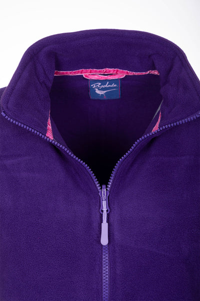Purple - Agnes III Ladies Fleece