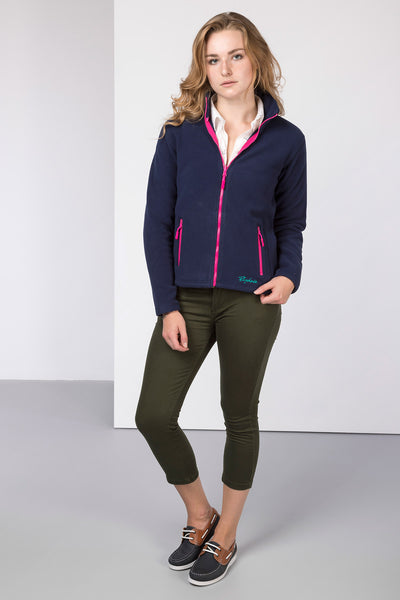 Navy - Ladies Agnes II Fleece