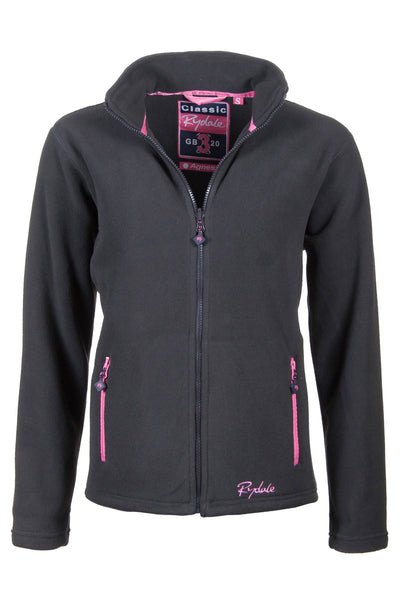 Nearly Black - Agnes Fleece Jacket