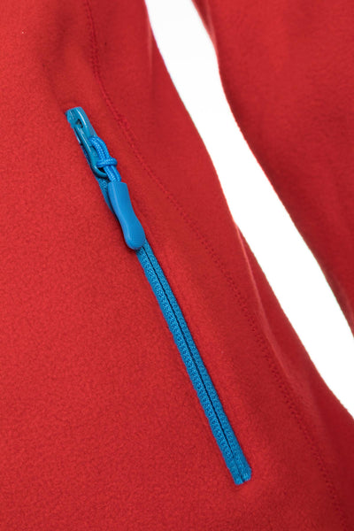 Cherry - Agnes II Full Zip Fleece