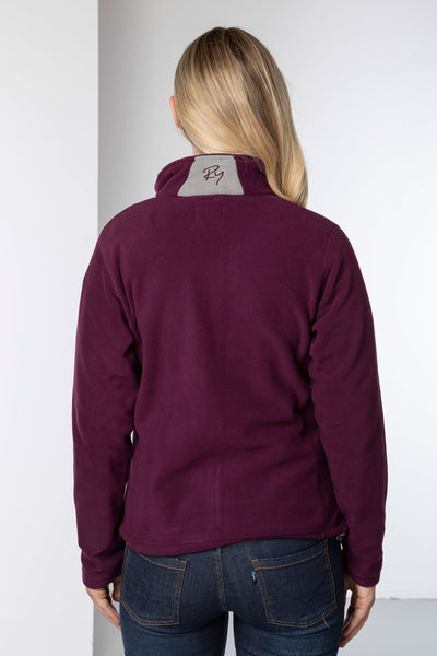 Berry - Agnes III Ladies Fleece