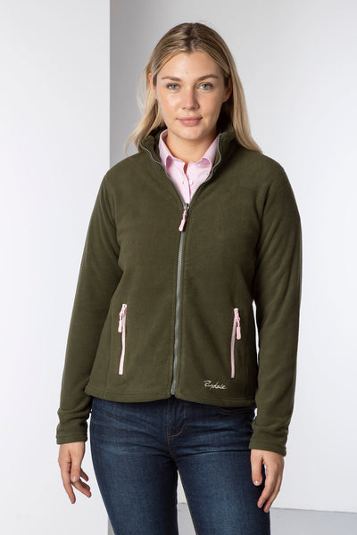 Khaki - Agnes III Ladies Fleece