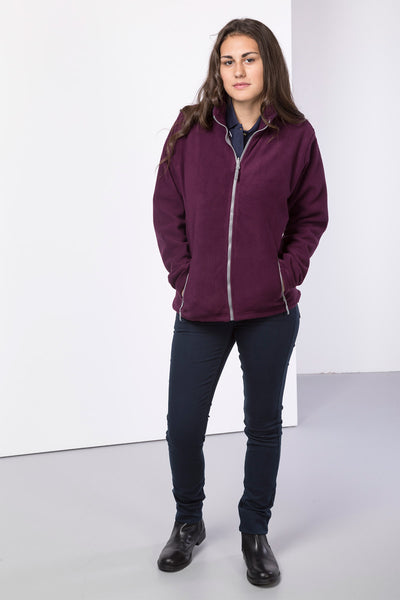 Mulberry - Ladies Agnes II Fleece