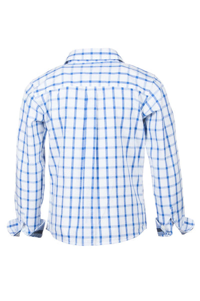 Alfie Check - Boys Country Checked Shirts