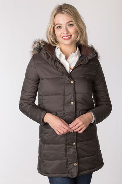 Bark - Ladies Arram Long Fur Jacket