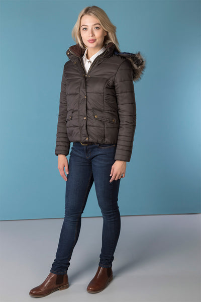 Bark - Ladies Arram Short Tweed Jacket