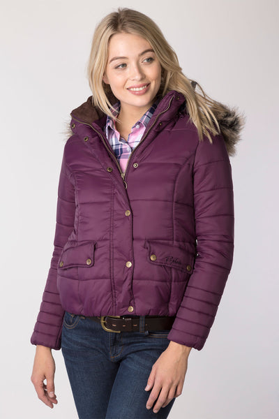 Berry - Ladies Arram Short Tweed Jacket