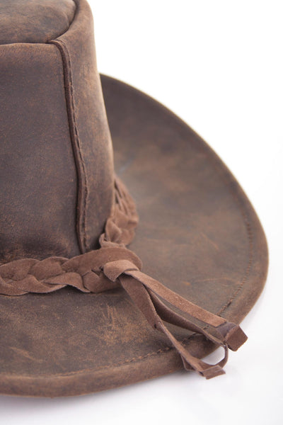 Ash - Australian Leather Hats