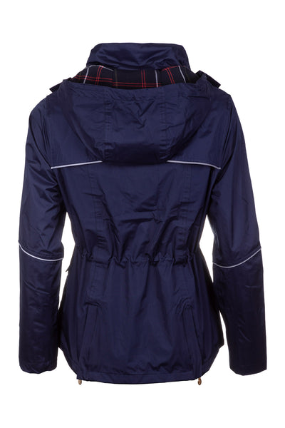 Navy - Askwith Short Riding Coat