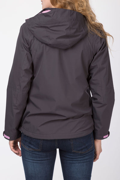 Gunmetal - Ladies Azerley Jacket