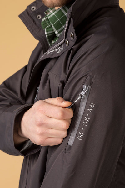 Iron - Mens Bainton II Waterproof Jacket