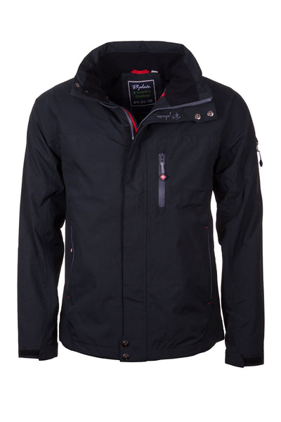 Black - Mens Bainton Jacket