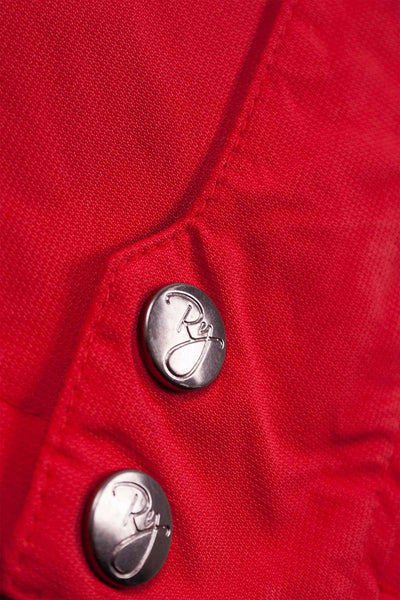 Red - Mens Bainton Jacket