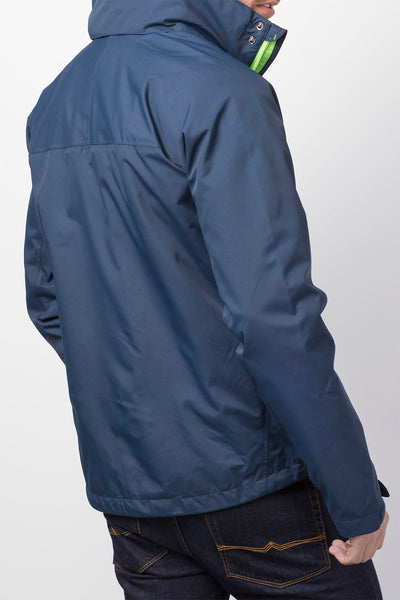 Navy - Mens Bainton Jacket