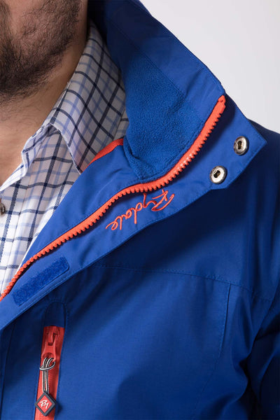 Royal Blue - Mens Bainton Jacket