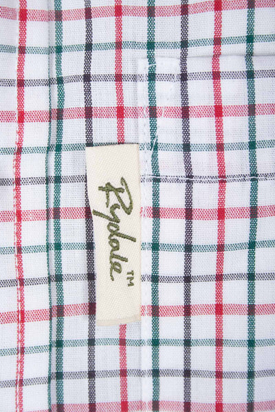 Beeford Red - Mens Rydale Short Sleeved Shirt