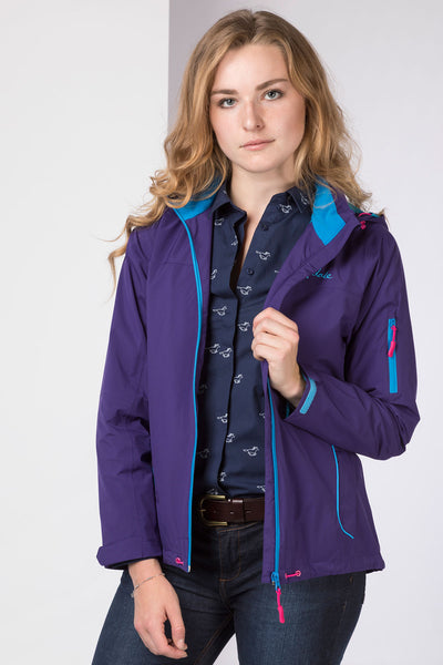Grape - Ladies Belle Jacket