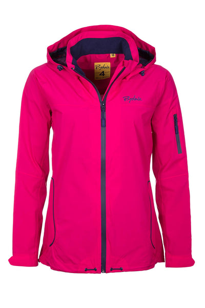 Raspberry - Ladies Belle Jacket