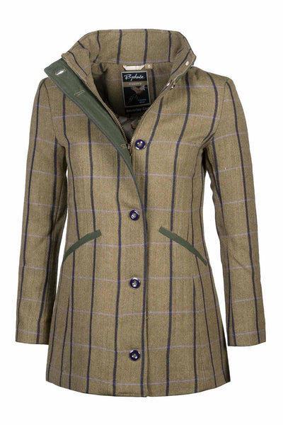 Lucinda - Beverley Tweed Coat