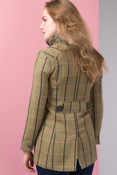 Megan - Beverley Tweed Coat