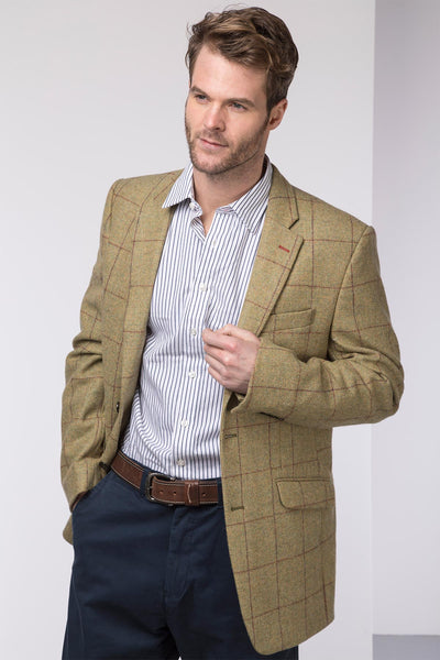 Otley - Tweed Blazer