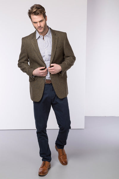 Ripley - Men's Tweed Blazer