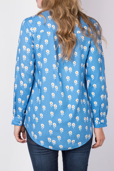 Daisy Blue - Ladies Willow Blouse