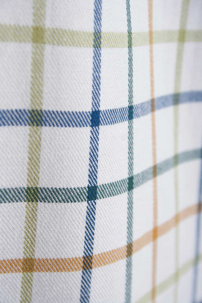 Blue Mix - Mens Rydale Checked Shirts