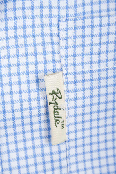 Wetherby Blue - Rydale Long Sleeved Shirts