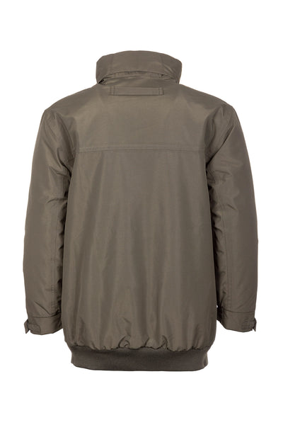 Khaki - Boys Ripon Team Bomber Jacket