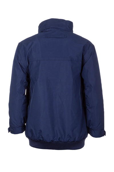Navy - Boys Ripon Team Bomber Jacket