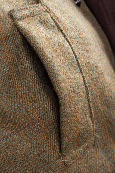 Mid Check - Boys Derby Tweed Jacket